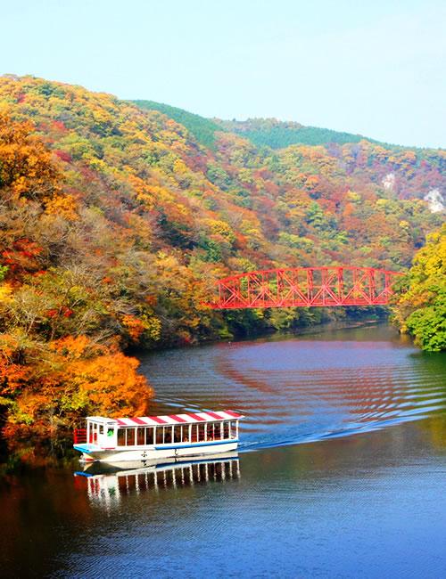 神龍湖エリア